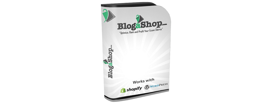 BlogaShop PRO Review – Shopify and blogging. Better than pancakes and syrup