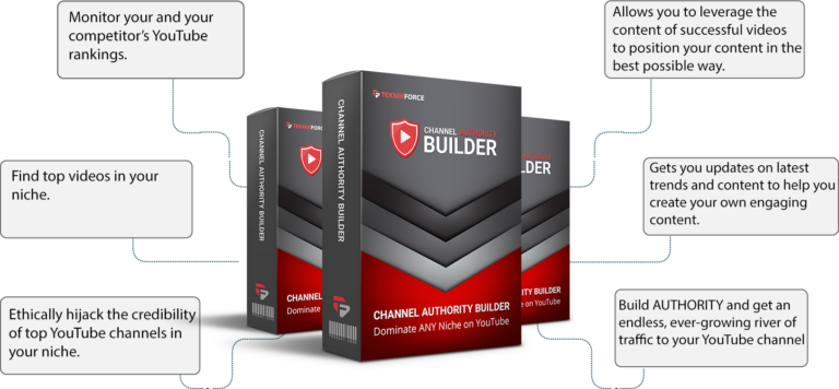 Channel Authority Builder Review – Rank higher and build YouTube Authority faster