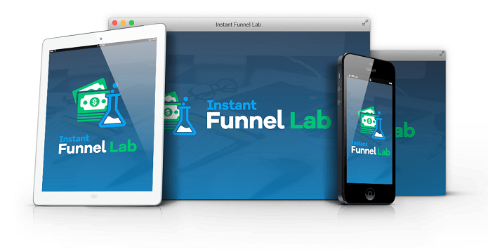 Instant Funnel Lab Review - Money-Making Sales Funnels In 60 Seconds