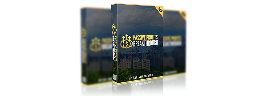 Passive Profits Breakthrough Review - A Simple Way To Get More Free Traffic
