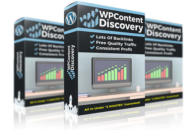 WP Content Discovery Review - 90 Sec. Traffic Generating Software