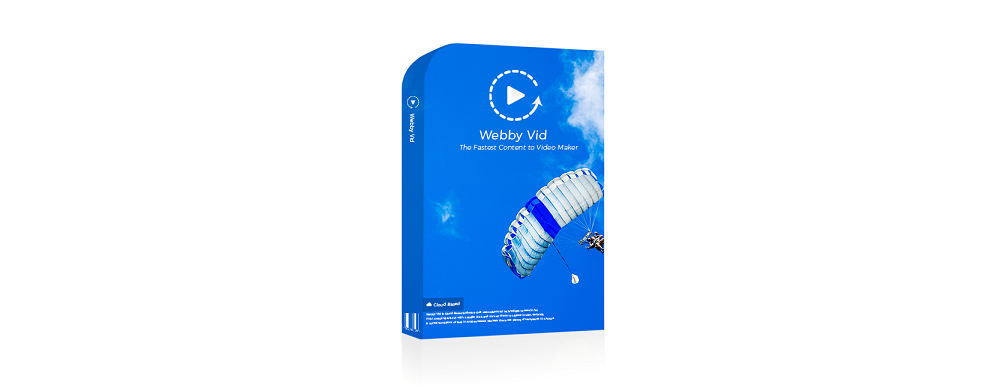 WebbyVid Review - 1-Click App Makes Push-Button Videos