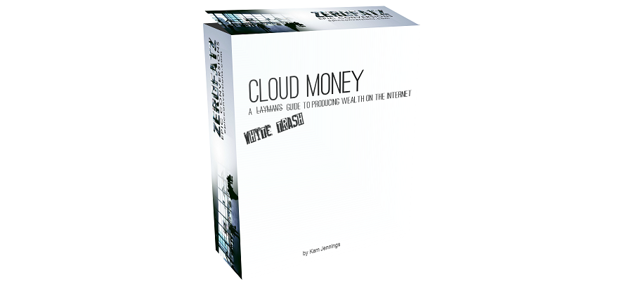 Cloud Money Review – How to produce and sell digital assets quickly and easily - Magazine cover