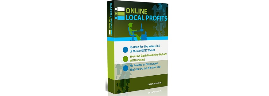 Online Local Profits Review - 5 DFY Videos Get Local Clients Fast… - Magazine cover