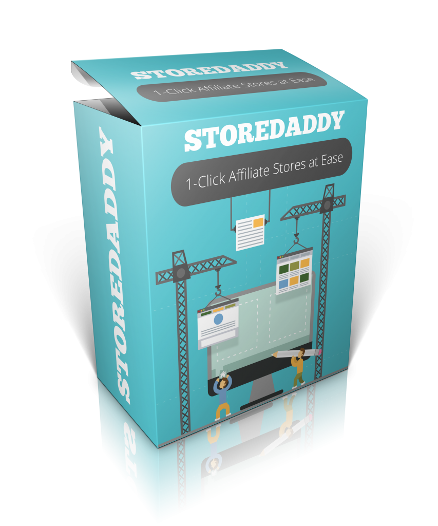 StoreDaddy Review – 1-Click Affiliate Sites With SEO Traffic