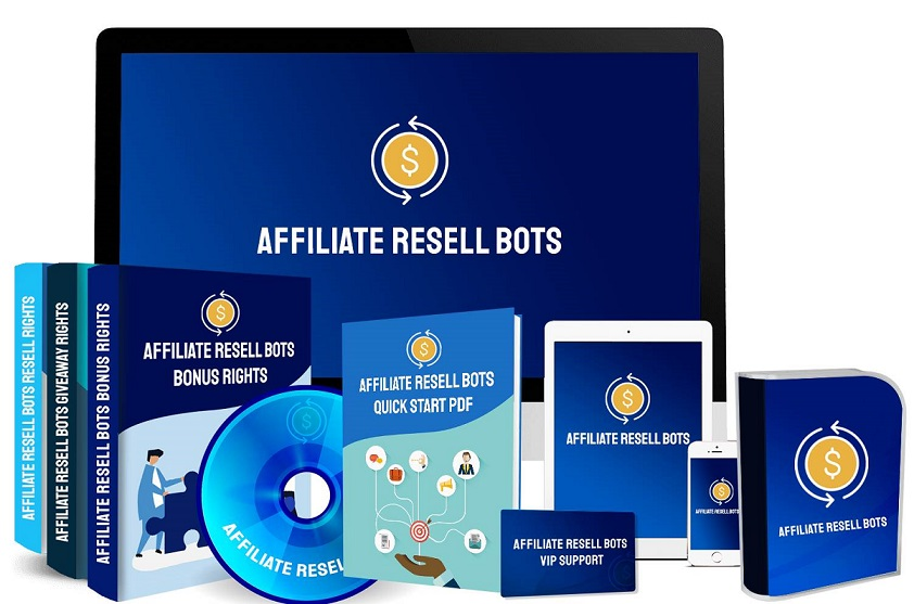 Resell Bots Review - Massive Bonus+Discount+Demo+OTO's INFO
