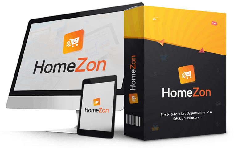 HomeZon Review: Amazon's Brand New 600B Market Revealed!