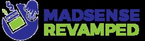 Madsense Revamped Logo