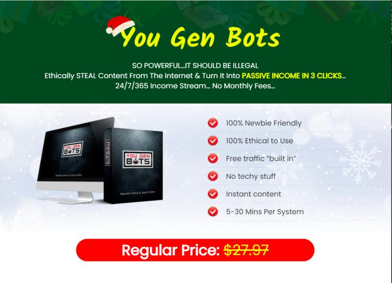 You Gen Bots