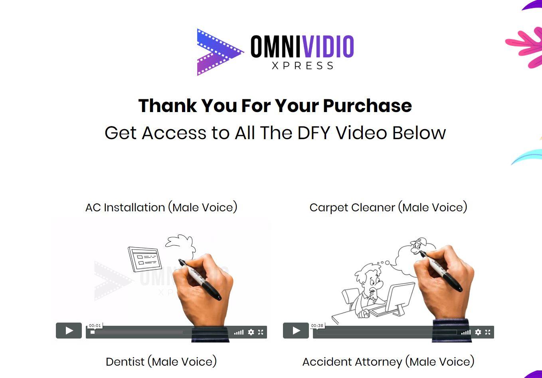 OmniVidioXpress Demo