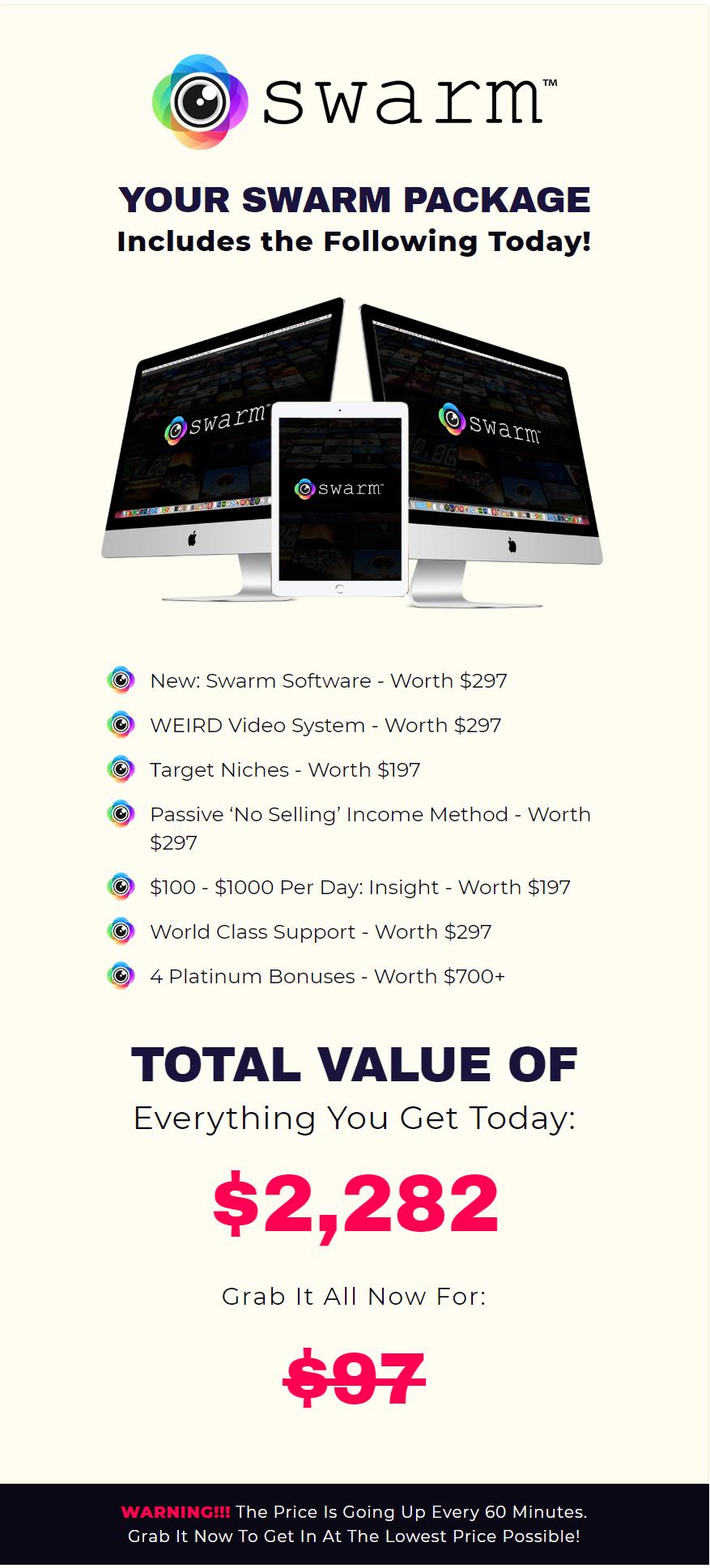 Swarm Price