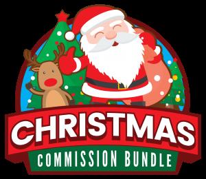 Xmas Commission Bundle Logo