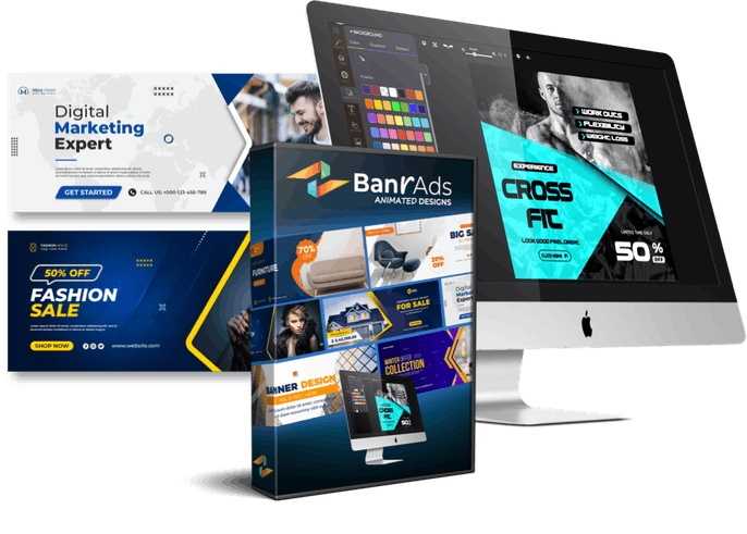 BanrAds Review – Powerful Animated Banner Design Studio!