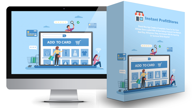Instant ProfitStores Review: Perfect Software For Passive Affiliate Income!