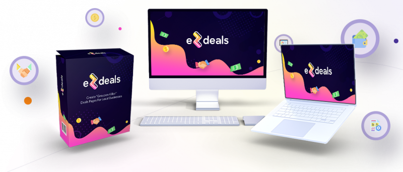 EZDeals Review – How To Create Highly-Converting Deal Pages?
