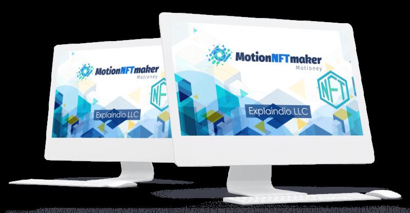 MotionNFTmaker Review: Make Motion NFT Crypto Art for Non-Artists