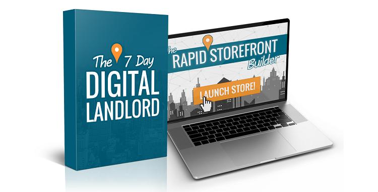 7 Day Digital Landlord Review: The World's First Turnkey 'Digital Landlord Agency Platform