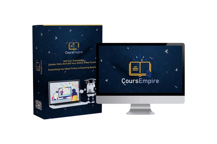 CoursEmpire Review – The Breakthrough Video Course Creation Suite