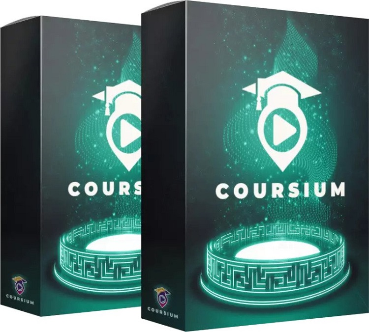 Coursium Review – Turn Old Content into Evergreen E-Learning Machines