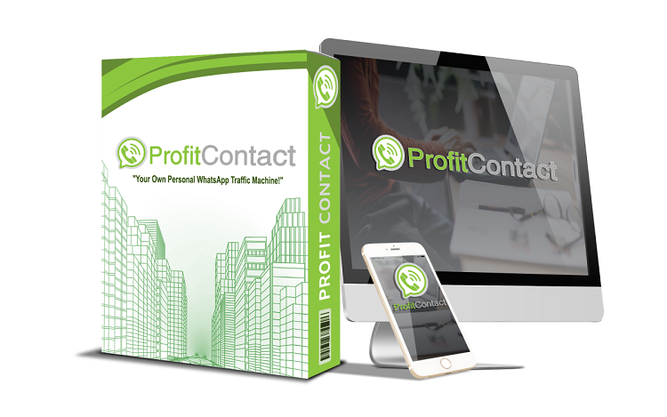 """ProfitContact Review – Your Own WhatsApp """"Autoresponder"""" (1-Click)"""