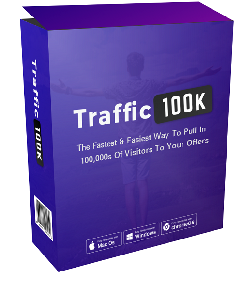 Traffic100k Review – Start Generate More Visitors By Legally Use Other People's Videos