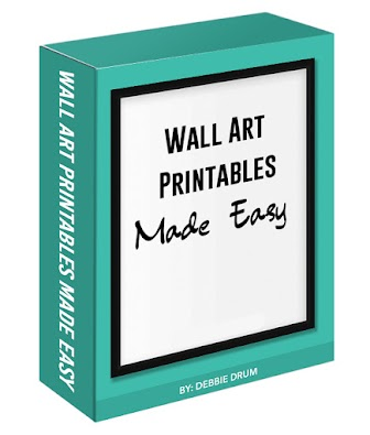Wall Art Printables Made Easy Review – Earn Profits In 20 Minutes