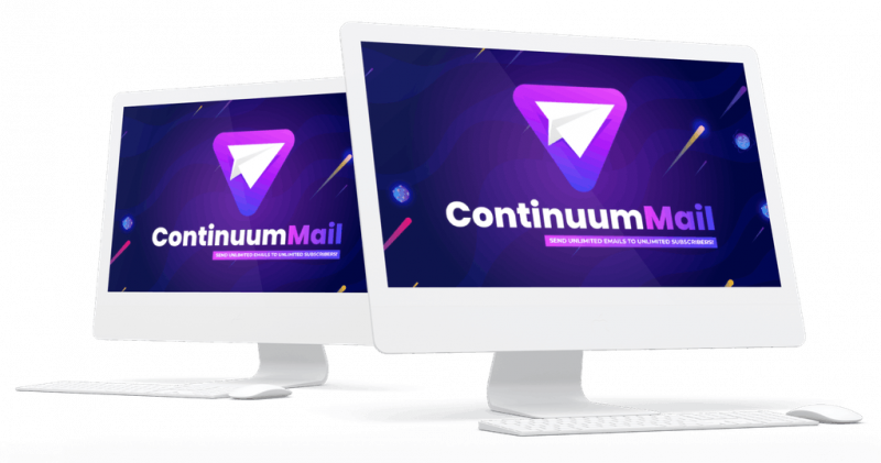 ContinuumMail Review 2021 [Must Read This]: Demo & Bonus